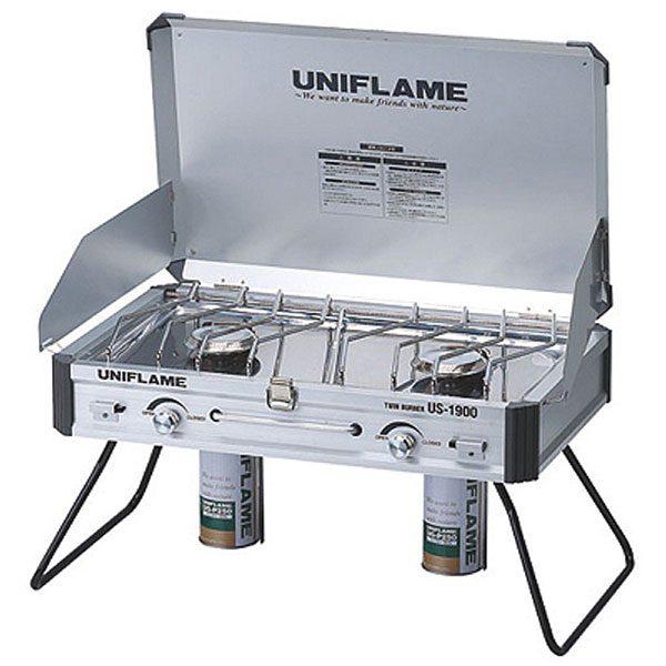 UNIFLAME(ユニフレーム) ツインバーナー US-1900