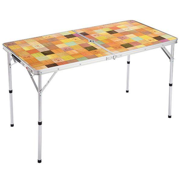 コールマン テーブル ナチュラルモザイク TMリビングテーブル/120 2000013120