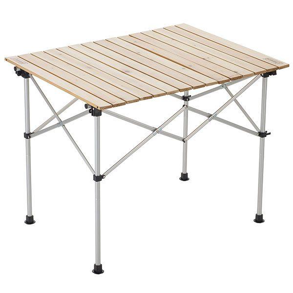 Coleman(コールマン) テーブル ナチュラルウッドロールテーブル/90 [2~4人用] 2000031290
